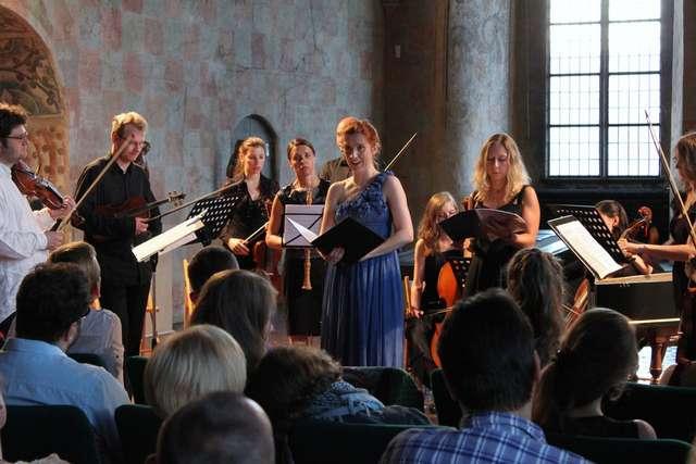 X Międzynarodowa Letnia Szkoła Muzyki Dawnej w Lidzbarku Warmińskim - full image